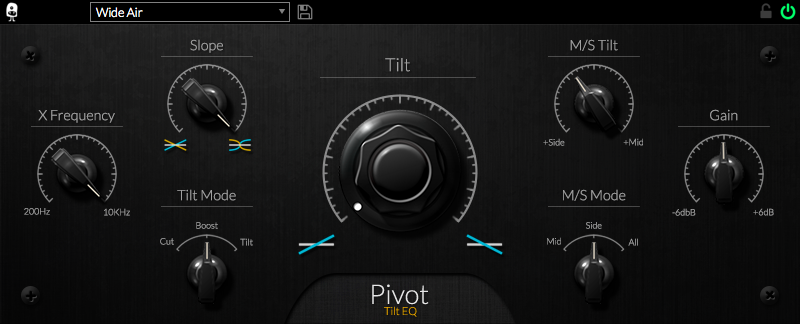 Pivot GUI Interface